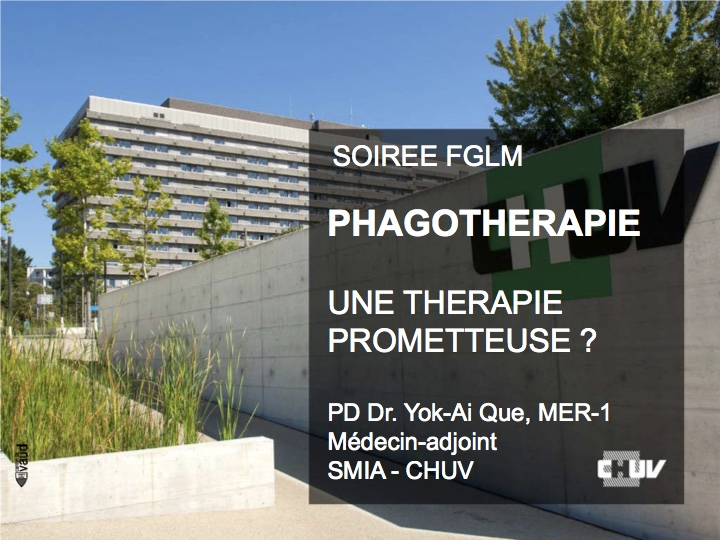 Phagothérapie
